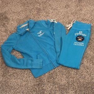 Hollister Sweat Outfit